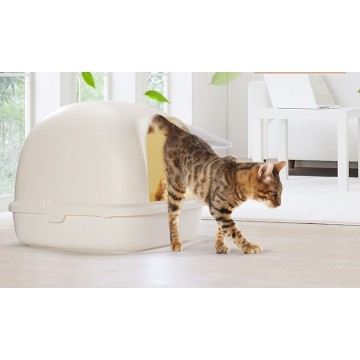 Tom Cat Pakeway Large Sifting Tray Litter Box Pink