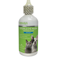 Tomlyn Opticlear Sterile Eye Wash 118ml