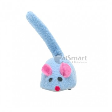Cat Love Play Speedy Mouse Blue
