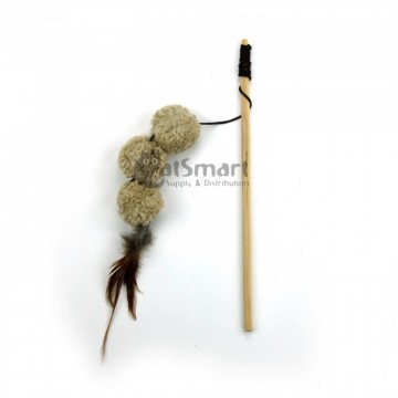 AFP Lamb Kebab Wand - Brown