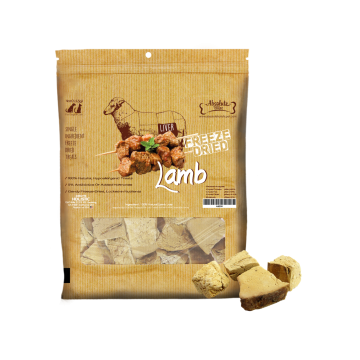 Absolute Bites Freeze Dried Lamb 100g