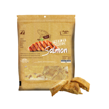 Absolute Bites Freeze Dried Salmon 56g