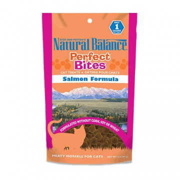 Natural Balance Perfect Bites Salmon 85g