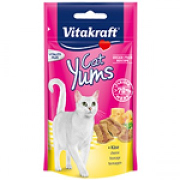 Vitakraft Cat Yums Cheese 40g