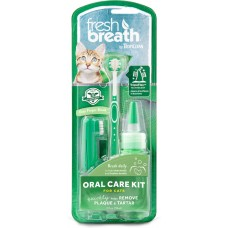 TropiClean Fresh Breath Oral Care Kit 59ml
