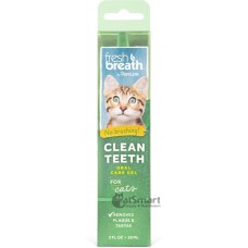 Tropiclean Fresh Breath Clean Teeth Oral Care Gel 59ml