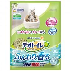 Unicharm Natural Garden Scented Zeolite Pellets Refill Litter 3.8L