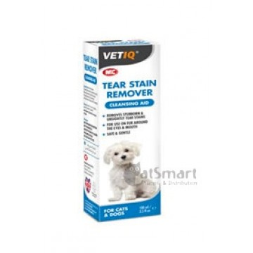 Vetiq M&C Tear Stain Remover Cleansing Aid 100ml