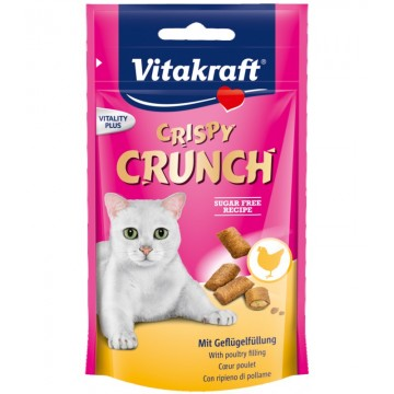 Vitakraft Crispy Crunch with Poultry 60g