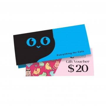 CatSmart Gift Voucher (Bundle of 5)