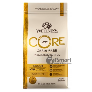 Wellness Core Indoor Formula 11lb  (2 Packs)