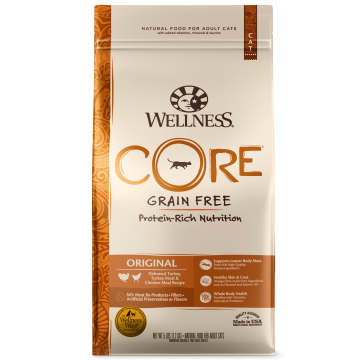 Wellness Core Original Formula 11lb (2 Packs)