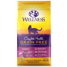 Wellness Complete Health Grain Free Indoor Recipe Salmon & Herring 11lb