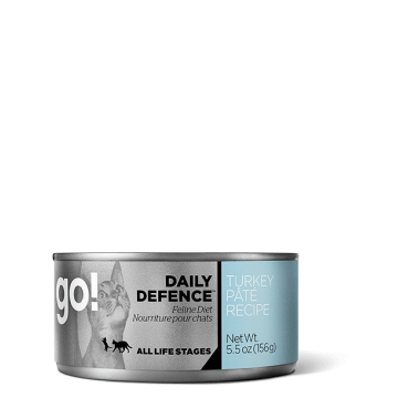 GO! DAILY DEFENCE™ Turkey Pâté Recipe 156g