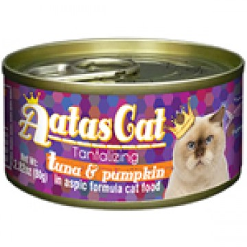 Aatas Cat Tantalizing Tuna & Pumpkin 80g
