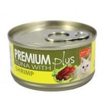 Aristo Cats Premium Plus Tuna with Shrimp 80g
