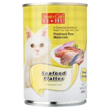 Aristo Cats Fresh Seafood Platter 400g