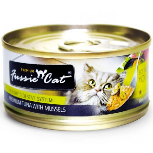 Fussie Cat Food