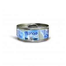 Monge Jelly Yellowfin Tuna with Seabream 80g Carton (24 Cans)