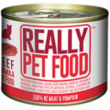 Really Pet Food Beef 170g