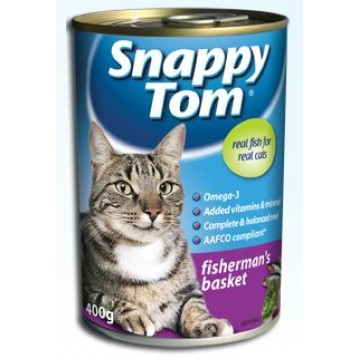 Snappy Tom Fisherman's Basket 400g