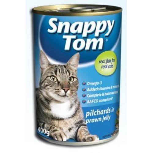 Snappy Tom Wet Cat Food