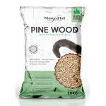 Whiskas2Tail Pine Wood Litter 20kg (2 Packs)