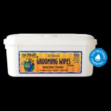 Earthbath Grooming Wipes Mango Tango Fragrance 100pcs