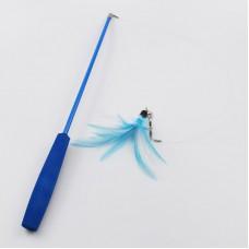 Dooee Extendable Wand Teaser Blue