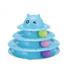 Dooee Circular Ball Track Toy Blue