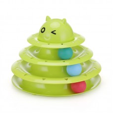 Dooee Circular Ball Track Toy Green