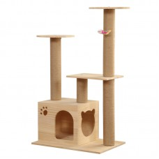 Lavish Cat Tree Platform Trio