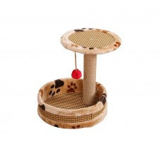 Lavish Cat Tree with Play Pan