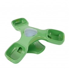 Dooee Rotate N Balance Green Toy