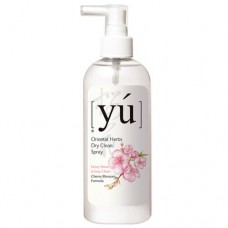Yu Oriental Herbs Dry Clean Spray Cherry Blossom Formula 250ml