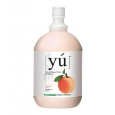 YU Oriental Natural Herbs Rinse Off Conditioner Apricot Moisturizing 4000ml