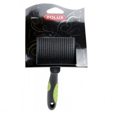 Zolux Plastic Retract Slicker Medium