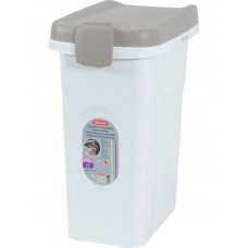 Zolux Airtight Plastic Food Container 25L Matt Gray