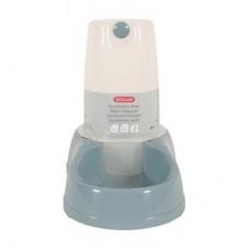 Zolux NonSlip Pet Food & Water Dispenser 3.5L Matt Blue