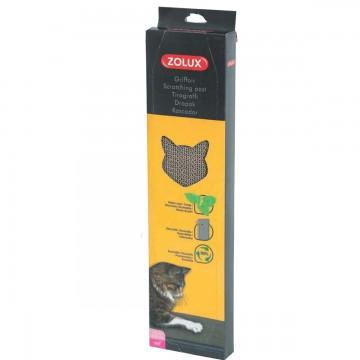 Zolux Catnip Cardboard Scratcher