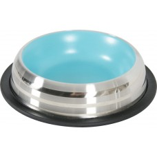 Zolux Merenda Stainless Steel Bowl - Blue 225ml