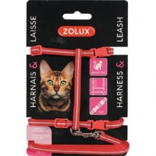 Zolux Cat Harness Kit Red