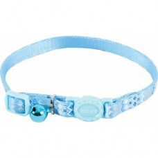 Zolux Ethnic Nylon Reg Collar Blue