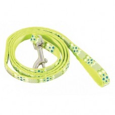Zolux Ethnic Nylon Leash Green