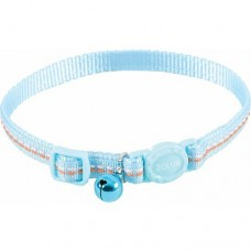 Zolux Tempo Nylon Reg Collar Blue
