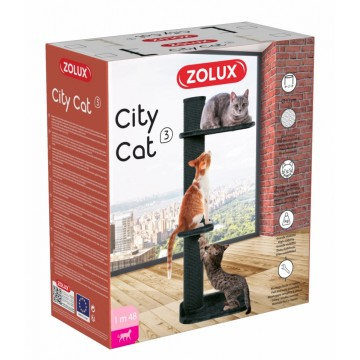 Zolux City Cat 3 - Black