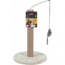 Zolux  Scratching Pole 48cm - Beige