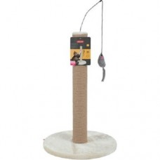 Zolux  Scratching Pole 63cm - Beige