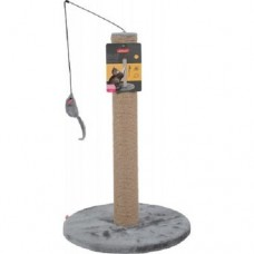 Zolux Scratching Pole 63cm - Grey