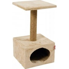 Zolux Solo Arbre à Chat Cat Tree - Beige